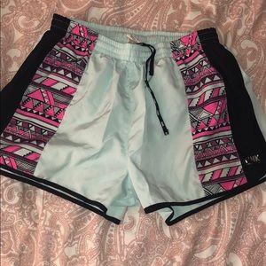 Victoria's Secret running shorts